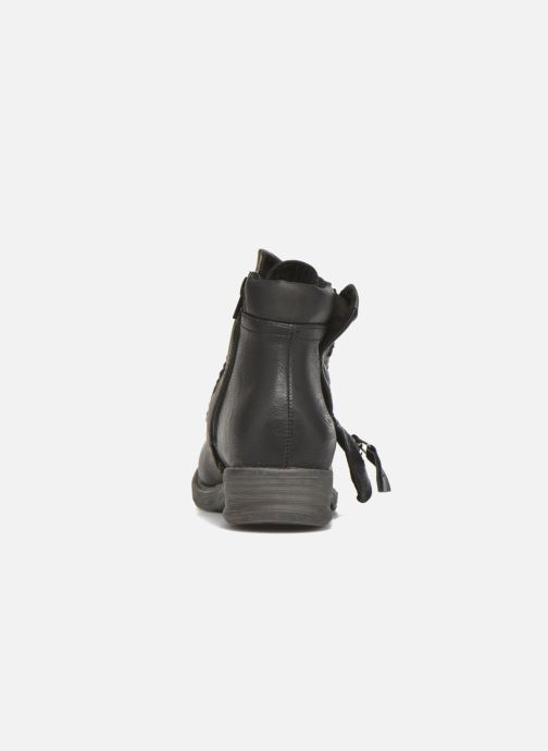 Ankle boots Dockers Nikol Black view from the right