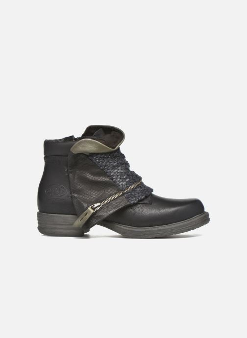 Ankle boots Dockers Nikol Black back view