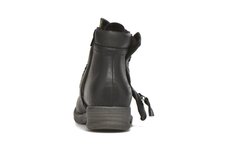 Bottines et boots Dockers Nikol Noir vue droite