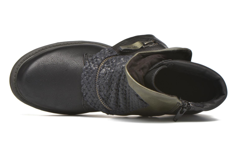 Bottines et boots Dockers Nikol Noir vue gauche