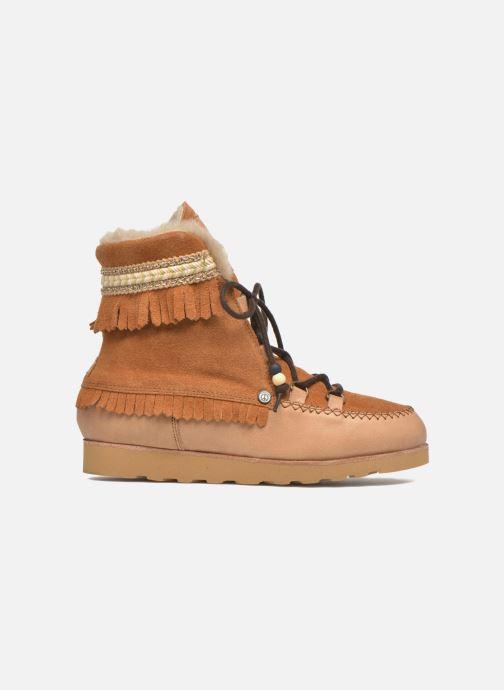 Stiefeletten & Boots Dolfie Indiana braun ansicht von hinten