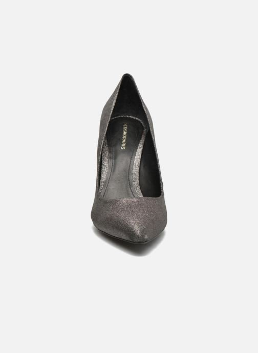 High heels COSMOPARIS Azoa/Diam Grey model view