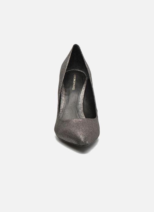 Zapatos de tacón COSMOPARIS Azoa/Diam Gris vista del modelo