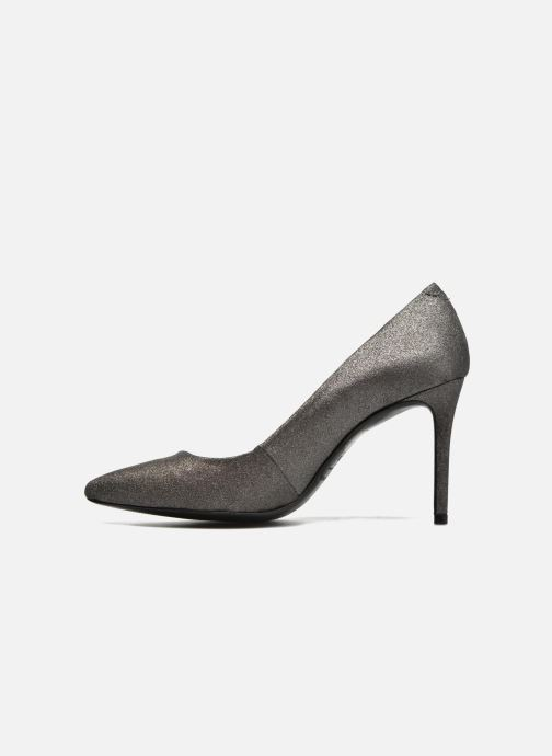 High heels COSMOPARIS Azoa/Diam Grey front view