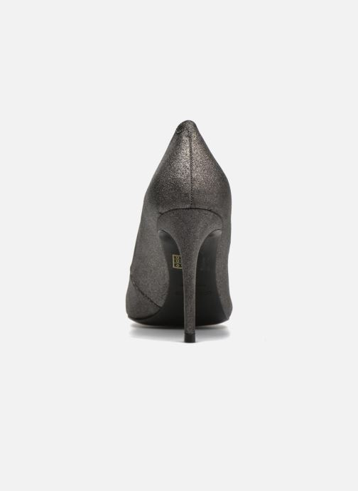 High heels COSMOPARIS Azoa/Diam Grey view from the right