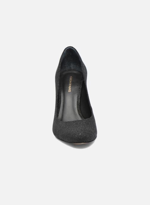 Escarpins COSMOPARIS Jellissa/Cav Noir vue portées chaussures