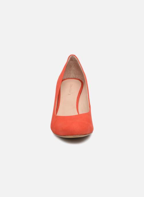 Escarpins COSMOPARIS Jenni/Nub Rouge vue portées chaussures