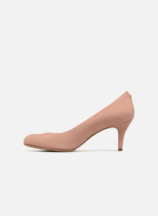 Zapatos de tacón COSMOPARIS Jenni/Nub Rosa vista de frente