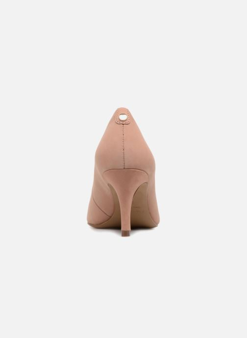 Zapatos de tacón COSMOPARIS Jenni/Nub Rosa vista lateral derecha