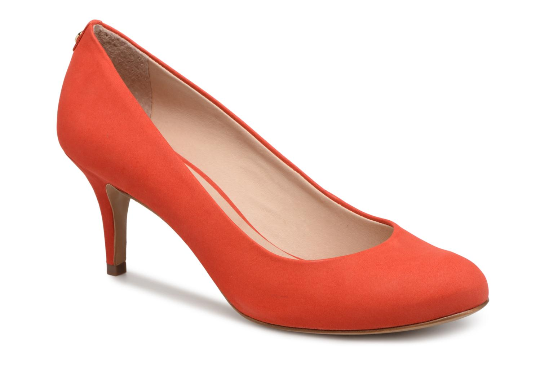 Escarpins COSMOPARIS Jenni/Nub Rouge vue détail/paire