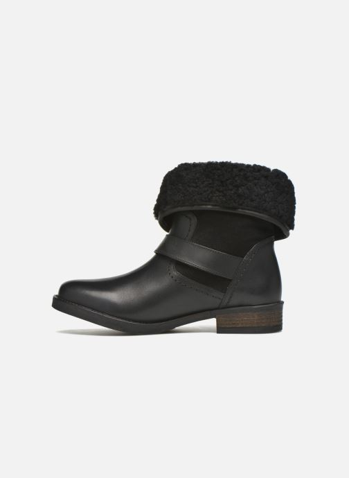 Boots en enkellaarsjes COSMOPARIS Floa/Bi Zwart voorkant