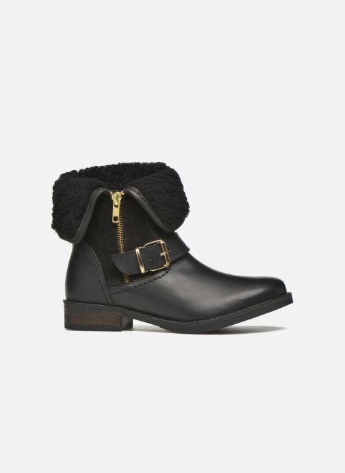 Bottines et boots COSMOPARIS Floa/Bi Noir vue derrière