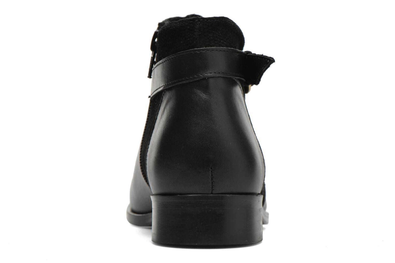 Bottines et boots COSMOPARIS Vady/Bi Noir vue droite