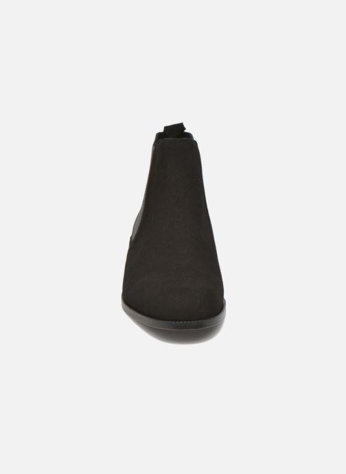 Bottines et boots COSMOPARIS Vameli/Bi Noir vue portées chaussures