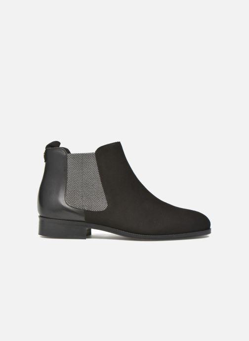 Bottines et boots COSMOPARIS Vameli/Bi Noir vue derrière