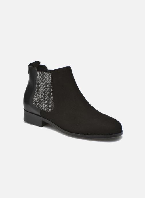 Bottines et boots COSMOPARIS Vameli/Bi Noir vue détail/paire