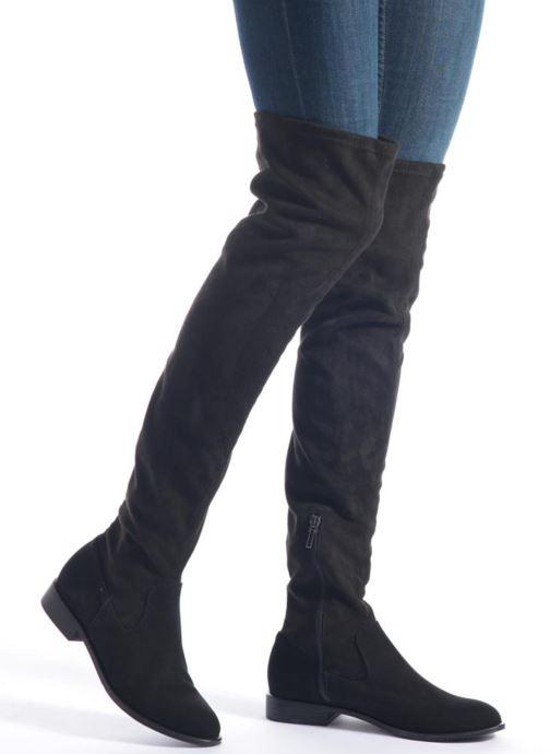 Laarzen COSMOPARIS Mayani/Vel Zwart onder