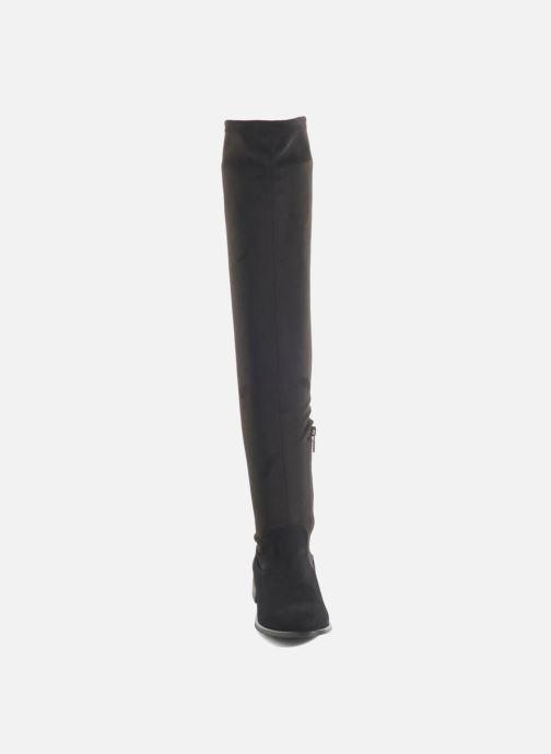 Boots & wellies COSMOPARIS Mayani/Vel Black model view