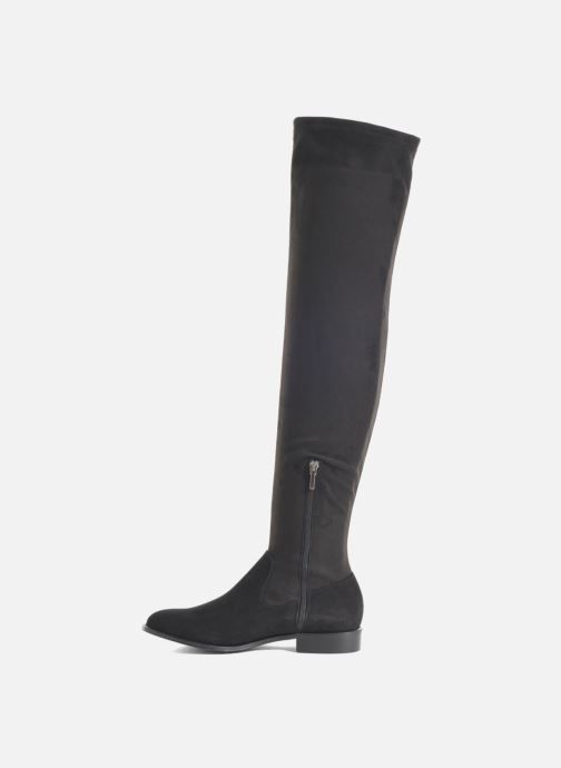 Boots & wellies COSMOPARIS Mayani/Vel Black front view