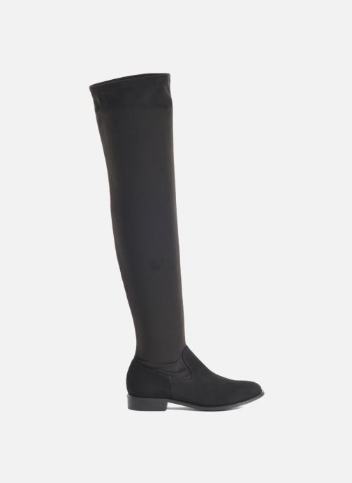 Boots & wellies COSMOPARIS Mayani/Vel Black back view