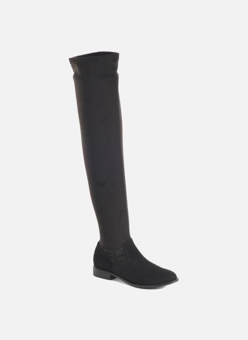 Boots & wellies COSMOPARIS Mayani/Vel Black detailed view/ Pair view