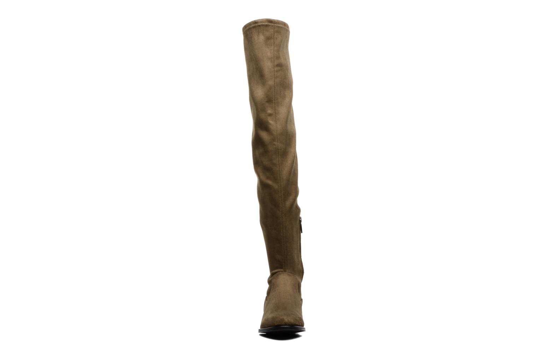 Boots & wellies COSMOPARIS Mayani/Vel Green model view