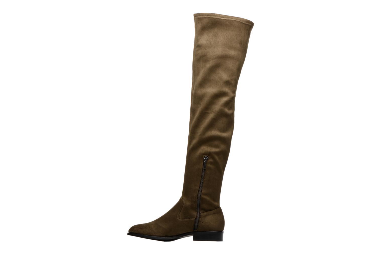 Boots & wellies COSMOPARIS Mayani/Vel Green front view