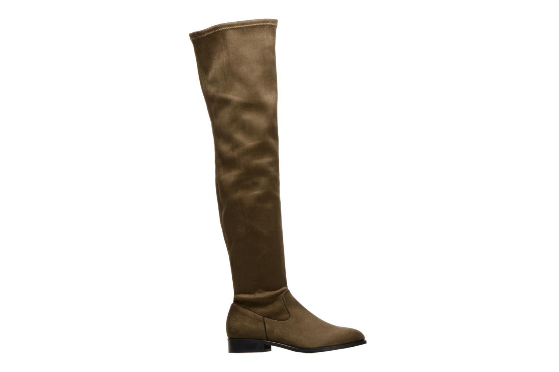 Boots & wellies COSMOPARIS Mayani/Vel Green back view