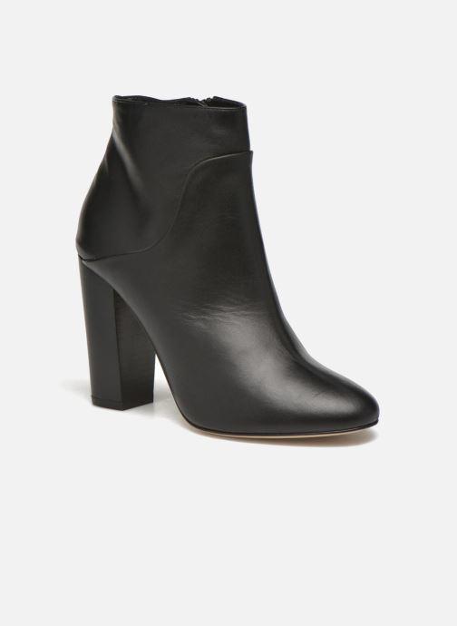 Bottines et boots COSMOPARIS Aloma Noir vue détail/paire