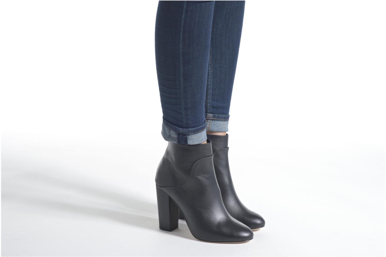 Boots en enkellaarsjes COSMOPARIS Aloma Zwart onder