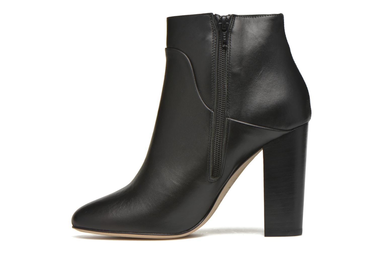 Boots en enkellaarsjes COSMOPARIS Aloma Zwart voorkant