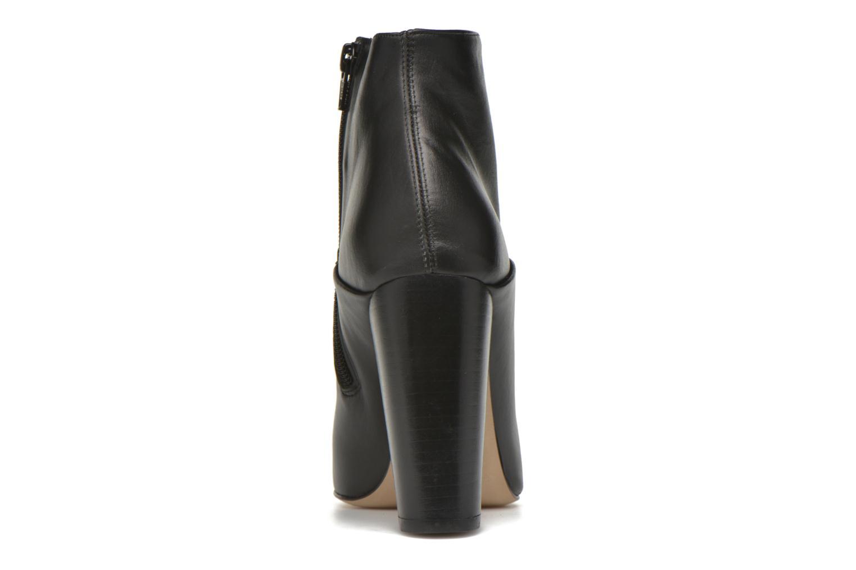 Boots en enkellaarsjes COSMOPARIS Aloma Zwart rechts