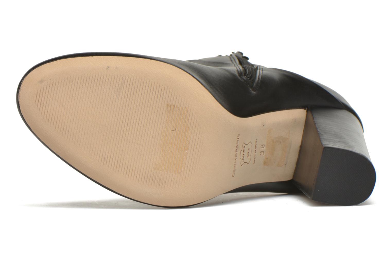 Boots en enkellaarsjes COSMOPARIS Aloma Zwart boven