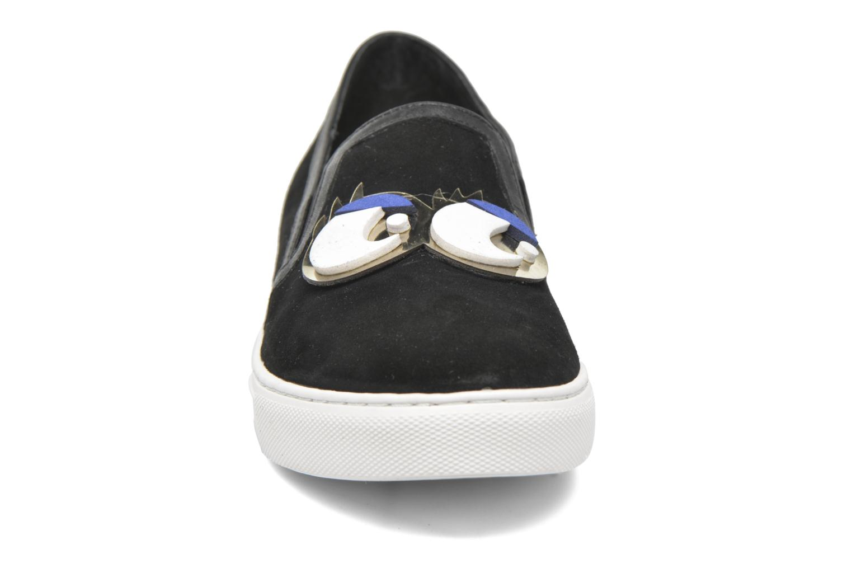 Sneakers COSMOPARIS Eyes Zwart model