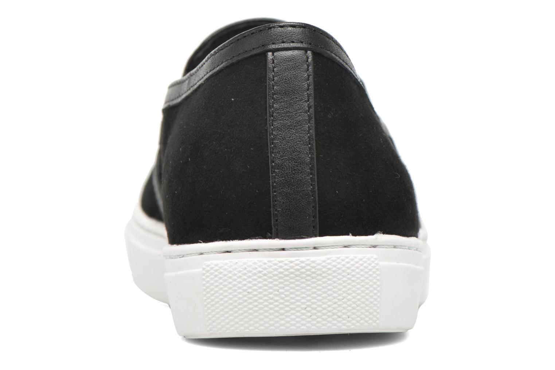 Sneakers COSMOPARIS Eyes Zwart rechts