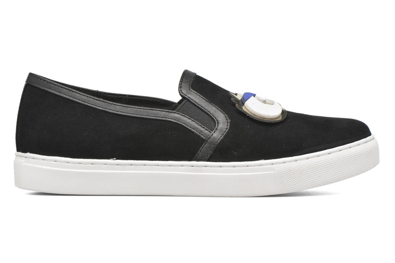 Sneakers COSMOPARIS Eyes Zwart achterkant