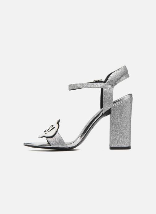 Sandali e scarpe aperte COSMOPARIS Jokes/Diam Argento immagine frontale