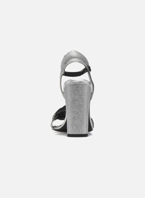 Sandali e scarpe aperte COSMOPARIS Jokes/Diam Argento immagine destra