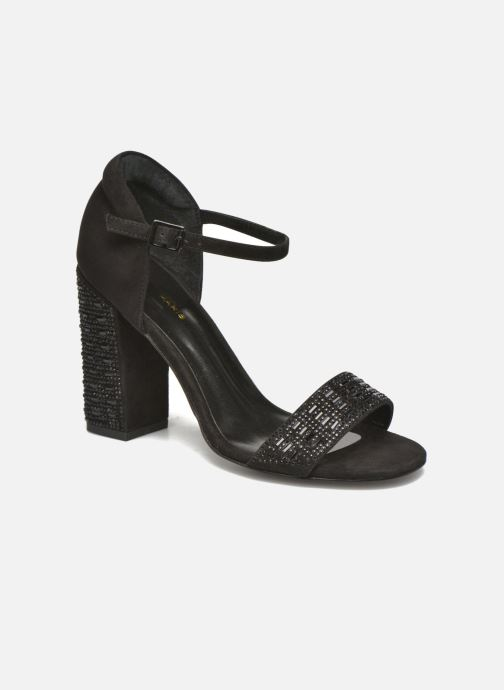 Høje hæle COSMOPARIS Joia/Vel Sort detaljeret billede af skoene