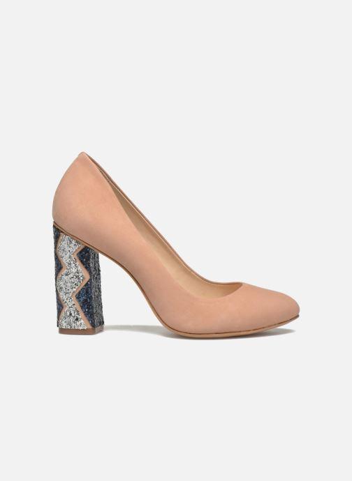 Zapatos de tacón COSMOPARIS Jeclara Rosa vistra trasera
