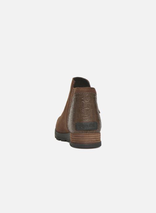 Stiefeletten & Boots Sorel Sorel Major Low braun ansicht von rechts