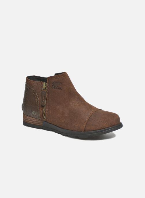 Stiefeletten & Boots Sorel Sorel Major Low braun detaillierte ansicht/modell