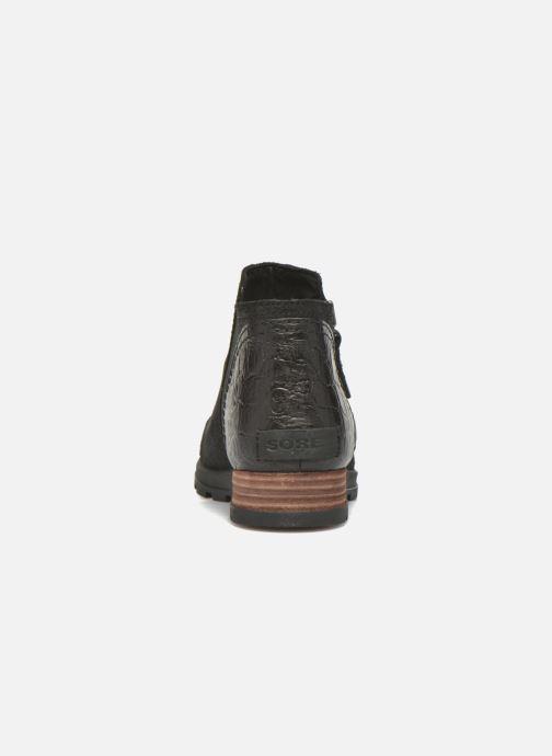 Boots en enkellaarsjes Sorel Sorel Major Low Zwart rechts