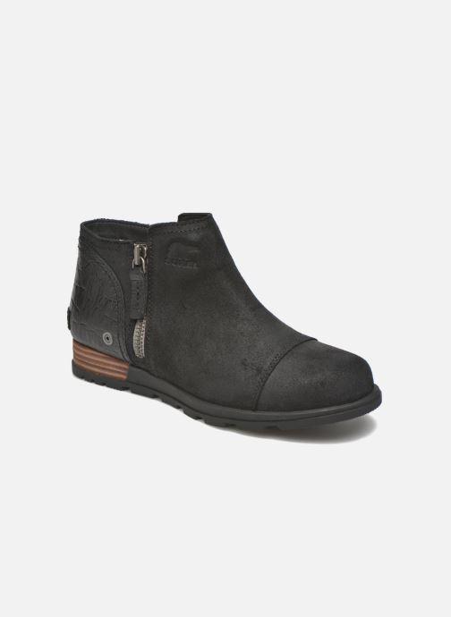 Ankle boots Sorel Sorel Major Low Black detailed view/ Pair view