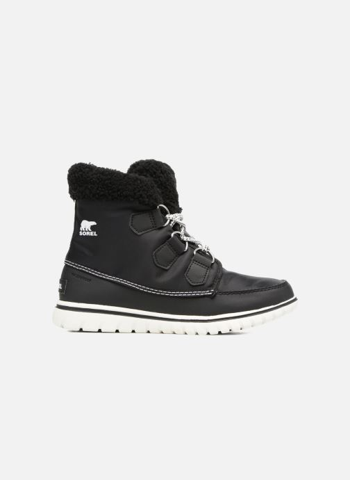 Ankle boots Sorel Cozy Carnival Black back view