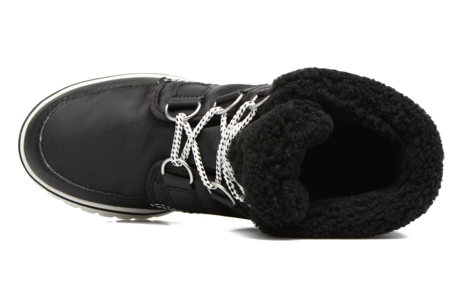 Ankle boots Sorel Cozy Carnival Black view from the left
