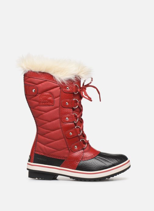 Ankle boots Sorel Tofino II Red back view