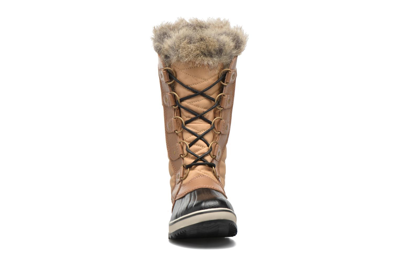 Bottines et boots Sorel Tofino II Beige vue portées chaussures