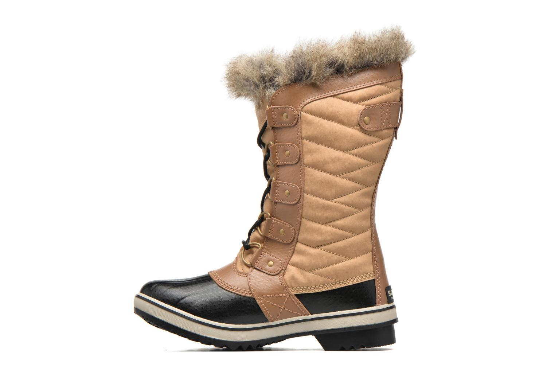 Bottines et boots Sorel Tofino II Beige vue face