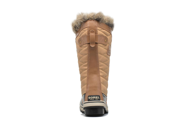 Bottines et boots Sorel Tofino II Beige vue droite